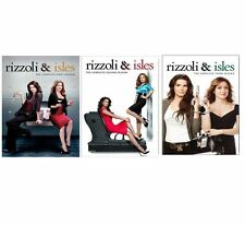 Rizzoli & Isles ~ Complete Season 1-3 (1 2 & 3) ~ BRAND NEW 9-DISC DVD SET