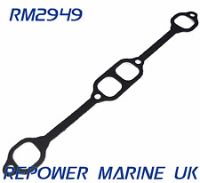 Exhaust Gasket for 5.0L & 5.7L, V8 Mercruiser