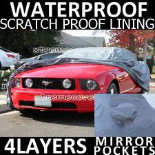 2000 2001 2002 Ford Mustang Waterproof Car Cover