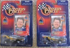 1998 2002 Winners Circle John Force 1/64 Ford Lot Elvis NHRA