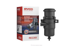 RYCO UNIVERSAL OIL CATCH CAN ASSEMBLY RCC351 4x4 4wd