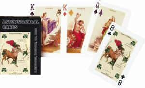 Astronomical Cards Poker Piatnik Playing Cards Family Friends Fun Party Game