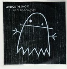 (GQ997) Jukebox The Ghost, The Great Unknown - 2015 DJ CD