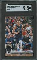 2018-19 PANINI CHRONICLES PANINI LUKA DONCIC RC SGC 9.5
