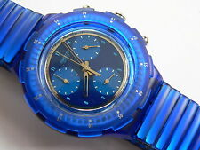 1997 Swatch watch AquaChrono  Mareggiata SBS100 Never worn