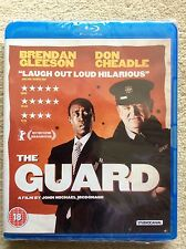 The Guard Blu-ray; BRAND NEW, FACTORY SEALED
