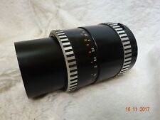 CARL ZEISS JENA DDR 135mm 1:3.5  S PRIME LENS M42 MOUNT in fair CONDITION