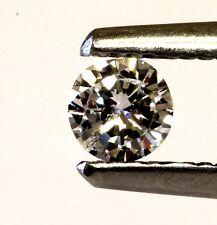 loose round diamond .20ct SI2 H 3.83x2.11mm vintage estate antique