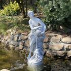 Massif Statue De Venus Avec Cours D'Eau Figure D' Étang Décoration Jardin au Gel