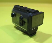 Great Sony Black Action Camera HDR-AS50R Live-View Remote Kit