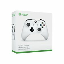 Microsoft - mando Inalámbrico (Xbox blanco Bluetooth