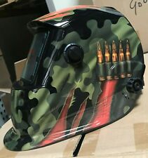GBLD Auto Darkening Welding/Grinding  Helmet Mask Hood GBLD$$%