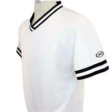 Vintage Bike Athletic Shirt New Old Stock Size Large White Black Short Sleeve
