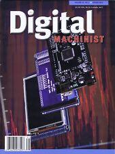 Digital Machinist Magazine Vol.10 No.1 Spring 2015