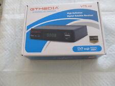 GTmedia V7S DVB-S2 Digital Satellite Receiver 1080P HDMI USB WiFi Dongle TV Box