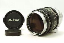 @ Ship in 24 Hrs @ Rare & Excellent @ Nikon Nikkor-P.C 10.5cm f2.5 Leica L39 LTM
