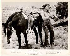 Quincannon, Frontier Scout 8x10 Black & white movie photo #7