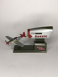 CORGI NOSE ART P-51 BUNNIE MUSTANG