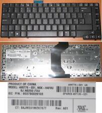 Clavier Qwerty UK HP 6730B 6735B 468776-031 NSK-H4F0U 9J.N8282.F0U 487136-031
