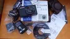 Olympus XZ-10 digital camera with fast f1.8 Zuiko lens - Boxed, MINT + extras