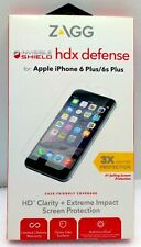 Zagg Hdx Defense Screen Protector Iphone 6 Plus/ 6s Plus