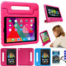 For Lenovo Tab 4 8.0 Plus TB-8704F/X Kids Shock Proof EVA Foam Handle Case Cover
