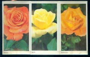 3 größere Streichholzschachteln mit Rosen - Motive von A.Z.E.M.