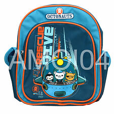 Octonauts Rescue Dive Gup A BackPack Kids School Bag New