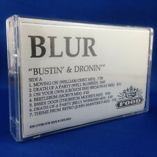 BLUR: Bustin' & Dronin' (EXTREMELY RARE 1998 IN HOUSE ADVANCE CASSETTE)