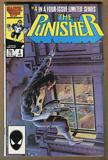 The Punisher Limited Series - Hot Netflix! #4 1985 (Grade 9.2)WH