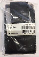 OEM BLACKBERRY Bold Swivel Holster Leather Phone Case Belt Clip HDW-23466-001