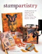 Stamp Artistry, Rice Freeman-Zachery, Rockport Publ - Paperback - NEW
