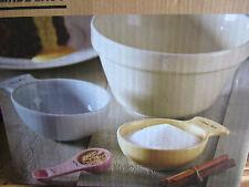 Mason Cash Baking Made Easy Pudding Making Set Adults or Children 1st Baking Set