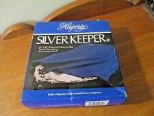 Hagerty Silver Keeper 24 X 30 Tarnish Preventing Hollowware Zippered Cloth Bag