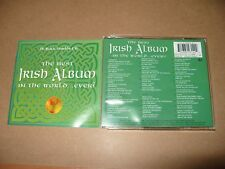 The Best Irish Album In The World...ever -  (1996) 2 cd Excellent condition