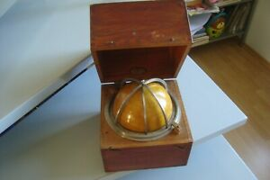 Very rare Russian STAR Celestial Globe made in 1945 USSR