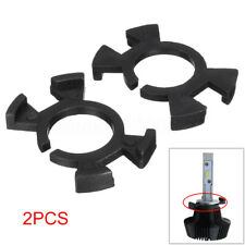 2pcs H1 LED Headlight Holders Adapter For Honda Prelude CR-V Odyssey Acura RSX