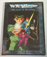 Yu Yu Hakusho - The Gate of Betrayal  New DVD FREE SHIPPING