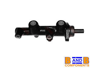 BMW E30 3-SERIES BRAKE MASTER CYLINDER 34311157206 FROM 08.1987 A1117