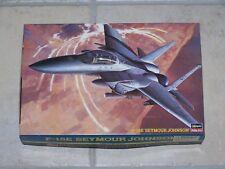 """Maquette HASEGAWA 1/72ème F-15E """"SEYMOUR JOHNSON"""""""
