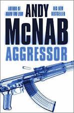 Aggressor by Andy McNab (Hardback, 2004)