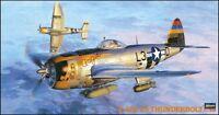 Kit Hasegawa JT40 P-47D-25 THUNDERBOLT 1/48 Scale