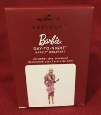 2020 Hallmark Barbie Day To Night Limited Edition Ornament *Nib* Free Shipping