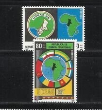 GUINEA ECUATORIAL. Año: 1986. Tema: UNION DE LOS ESTADOS DE AFRICA CENTRAL.