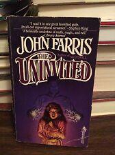 Uninvited by John Farris, PB, 1987
