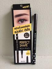 Malissa Kiss Perfect Shape Brow Pencil Waterproof 0.26 g