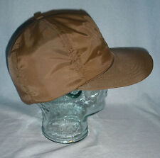 Dorfman Pacific Outdoor Hat Cap Thermal Insulate Brown Earflaps Mens Medium EXC