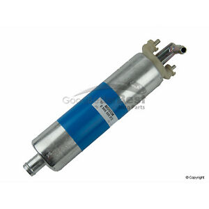 One New Bosch Electric Fuel Pump 0986580372 0004709594 for Chrysler for Mercedes