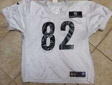 PITTSBURGH STEELERS JERSEY GAME USED WORN PRACTICE JERSEY MICHAEL PALMER 2013