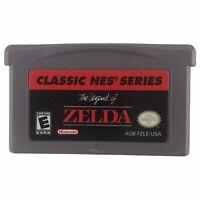 Legend of Zelda Classic NES Series (Nintendo Game Boy Advance, 2004) Authentic